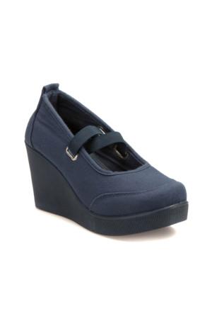 Art Bella 3586Fz Lacivert Kadın Ayakkabı