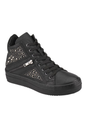 Polaris 52.352836.Z Siyah Kadın Sneaker