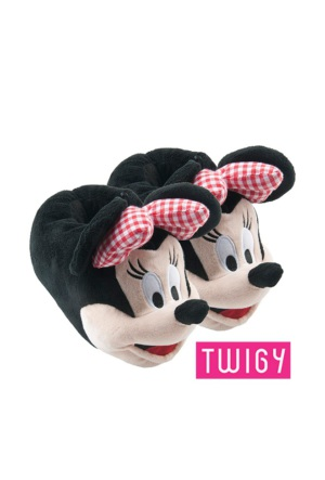 TWIGY Tw Minnie Mouse, Twigy Minnie Mouse Bayan Panduf