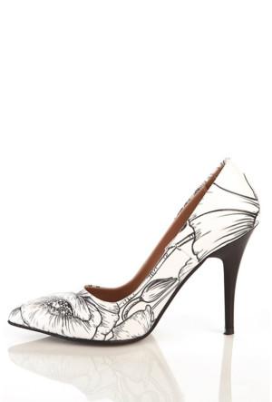 Los Ojo Gnc 018 Stiletto Kadın Topuklu Ayakkabı