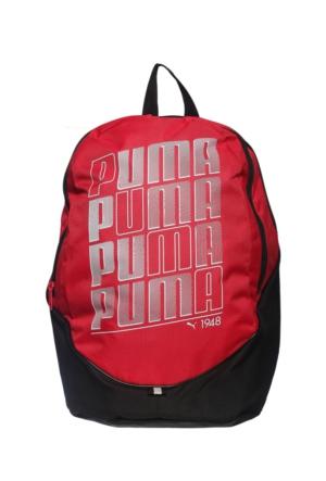 Puma Kumaş Sırt Çantası Pembe (44*30*15)
