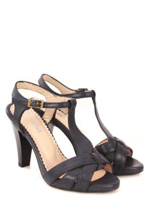 Gön Deri Kadın Sandalet 26049