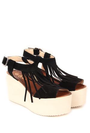 Gön Kadın Sandalet 53603