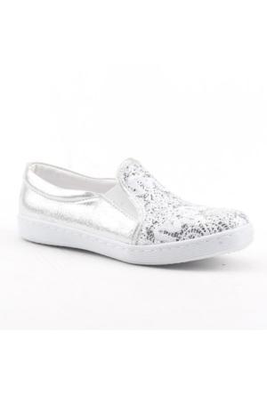 Sema 2000 Vans Ortopedik Lastikli Kız Çocuk Günlük Ayakkabı
