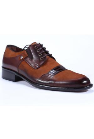 Nevzat Zöhre 1291 %100 Deri Günlük Klasik Erkek Ayakkabı