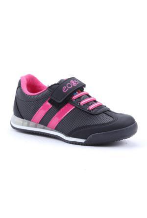 Oxsi 1800 Günlük Yürüyüş Kız Çocuk Işıklı Spor Ayakkabı