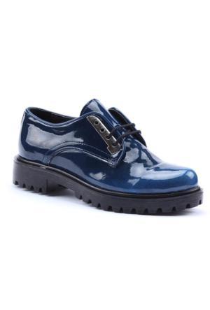 Tofima Oxford Günlük Kalın Taban Kadın Ayakkabı