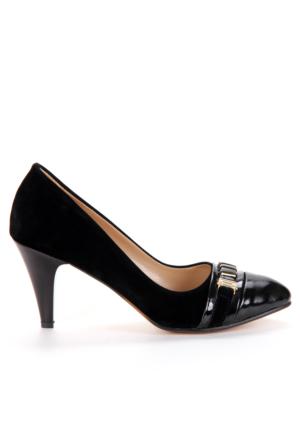 Adonna Bayan Stiletto - 1104 Siyah