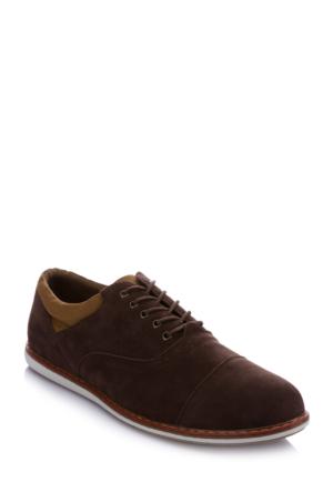 DeFacto Erkek Kahverengi Klasik Ayakkabı