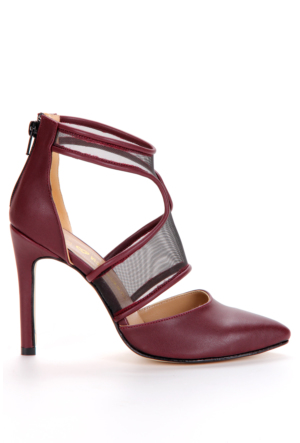 Adonna Bayan Stiletto - 7228 Bordo
