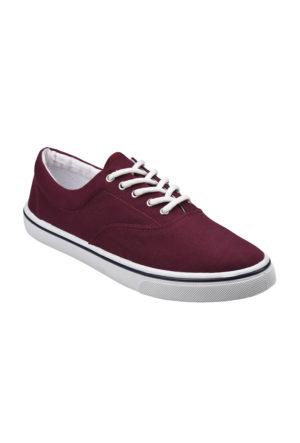 Kinetix A1287738 Bordo Erkek Sneaker