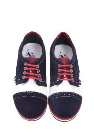 U.S. Polo Assn. Eva5Y Erkek Çocuk Ayakkabı