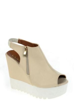 Despina Vandi 45-1 Kadın Dolgu Ayakkabı