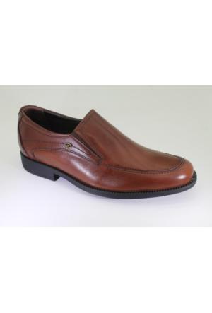 King Paolo L8540 Erkek Deri Günlük Klasik Ayakkabı