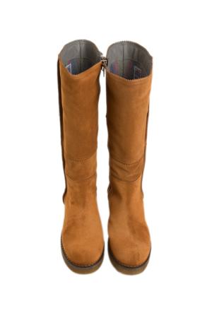 U.S. Polo Assn. K5Mabelle Suede Kadın Ayakkabı