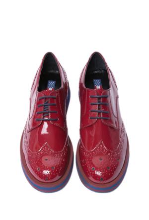 U.S. Polo Assn. K6Aselia Kadın Ayakkabı