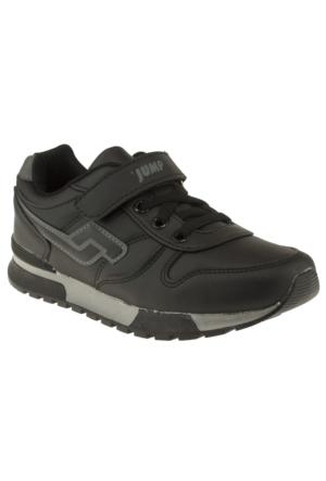 Jump 13991F Tek Cırt Siyah Çocuk Spor Ayakkabı