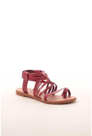 Gio&Mi Tg-Cpr Bordo Sandalet