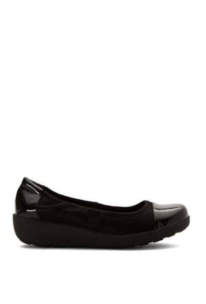 Easy Spirit Eskable2 Siyah Kumaş Ayakkabı