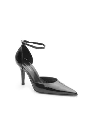Pedro Camino Kadın Klasik Ayakkabı 89113 Siyah