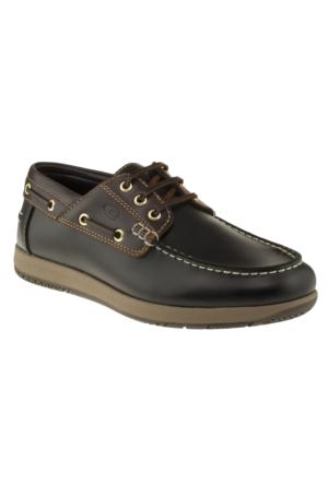 Dexter E1308 Bağlı Saracli Siyah Erkek Ayakkabı