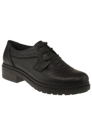 Greyder 55761 Zn Trendy Siyah Kadın Ayakkabı