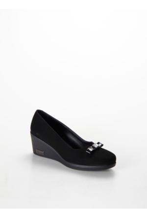 Shumix Kadın Günlük Ayakkabı 1471Shufw.Sıy