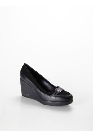 Shumix Kadın Günlük Ayakkabı 1474Shufw.Sıy
