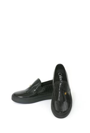 Celens Siyah Günlük Kadın Ayakkabı-K211