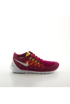 Nike Bayan Ayakkabı Free 5.0 642199-601