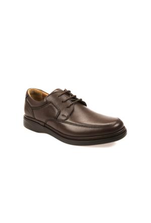 Ziya Erkek Ayakkabı 6353 B01 Kahverengi