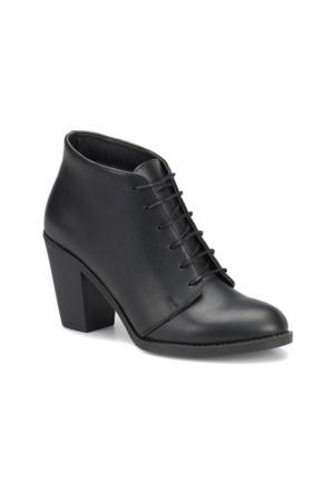 Miss F A7200065 Siyah Kadın Ayakkabı