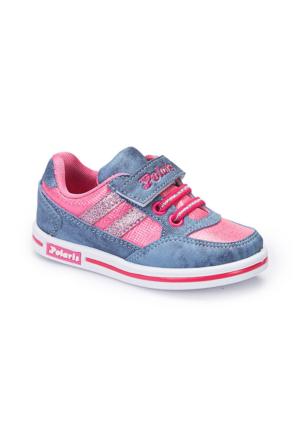 Polaris 62.508717.B Mavi Kız Çocuk Sneaker