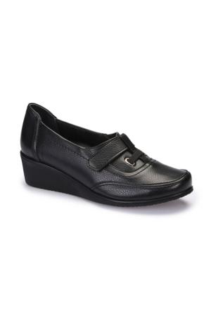 Polaris 5 Nokta 62.109103.Z Siyah Kadın Ayakkabı