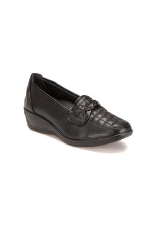 Polaris 5 Nokta 62.107527.Z Siyah Kadın Ayakkabı