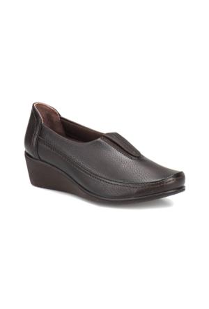 Polaris 5 Nokta 62.109102.Z Kahverengi Kadın Ayakkabı