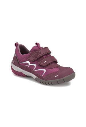 Superfit 3-00141-54 P. Mor Kız Çocuk Sneaker
