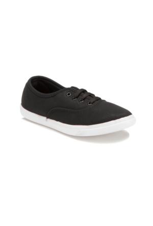 Torex 1273186 Siyah Beyaz Kadın Sneaker