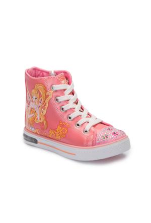 Winx A3360533 Mercan Kız Çocuk Sneaker