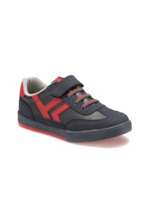 Yellow Kids Yk901 Lacivert Kırmızı Erkek Çocuk Sneaker