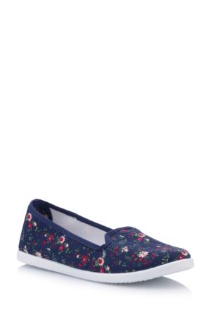 DeFacto Desenli Kanvas Ayakkabı