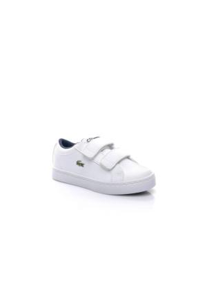 Lacoste Beyaz Ayakkabı 732Spı0126.001