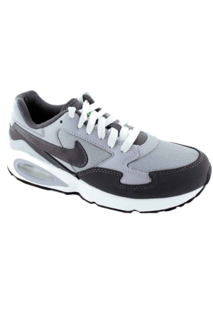 Nike Air Max St Gs 654288 Unisex Spor Ayakkabı Gri