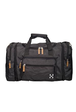 Hard Case Kumaş Sırt Çantası Hcvlz4005 Siyah
