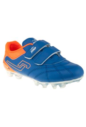 Jump 14226 Çift Cırtlı Mavi Çocuk Ayakkabı
