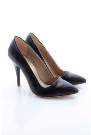 Shoes&Moda Kadın Stıletto Siyah