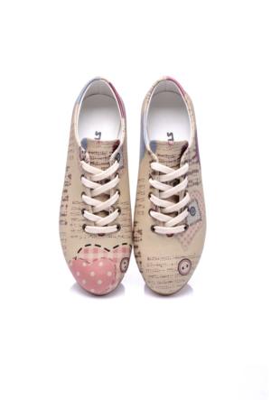 Streetfly Darmell OX2007 Kadın Günlük Ayakkabı