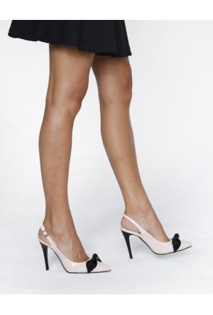 JustBow Megan JB-521 Kadın Topuklu Ayakkabı
