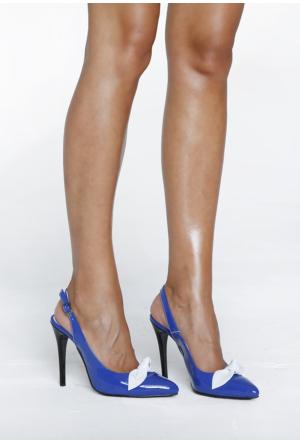 JustBow Daniella JB-526 Kadın Topuklu Ayakkabı