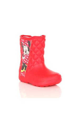 Minnie Mouse Kız Çocuk Çizme Ebba
